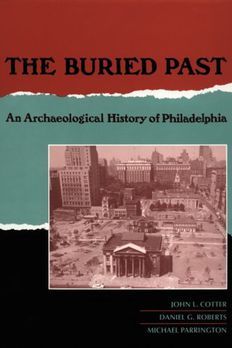 The Buried Past book cover