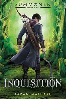 The Inquisition book cover
