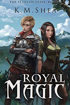 Royal Magic book cover