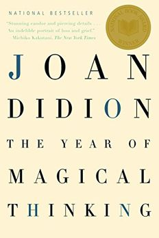 The Year of Magical Thinking book cover