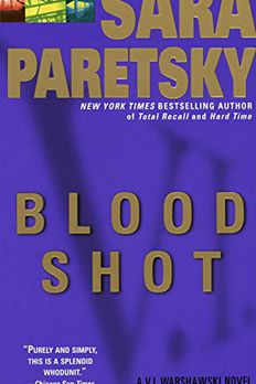 Blood Shot book cover
