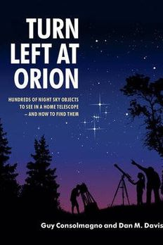 Turn Left at Orion book cover