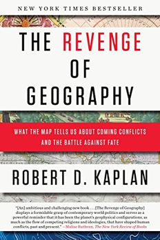 The Revenge of Geography book cover