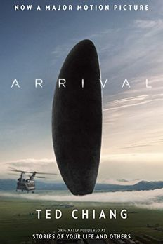 Arrival book cover