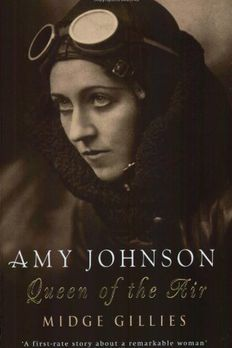 Amy Johnson  book cover