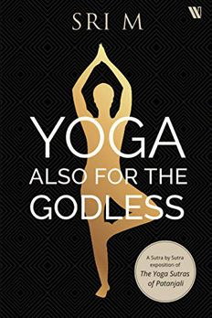 Yoga Also for the Godless book cover