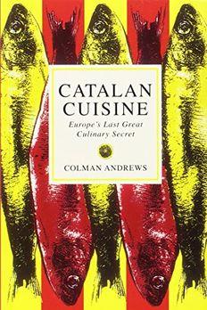 Catalan Cuisine  book cover