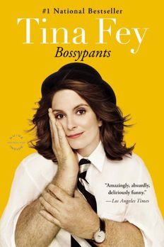 Bossypants book cover
