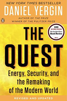 The Quest book cover