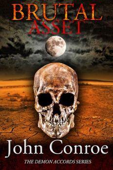 Brutal Asset book cover