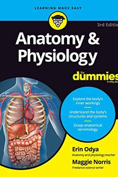 Anatomy & Physiology For Dummies) book cover