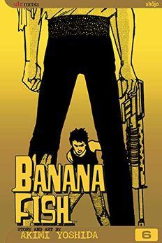 Banana Fish, Vol. 6 book cover