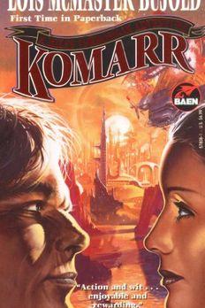 Komarr book cover