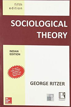 Sociological Theory book cover