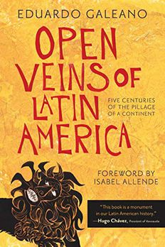 Open Veins of Latin America book cover
