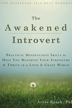 The Awakened Introvert book cover
