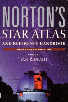 Norton's Star Atlas and Reference Handbook book cover