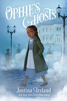 Ophie's Ghosts book cover