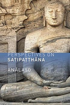 Perspectives on Satipatthana book cover