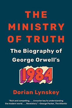 The Ministry of Truth book cover