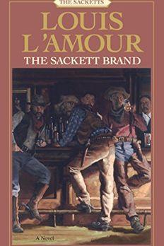 The Sackett Brand book cover