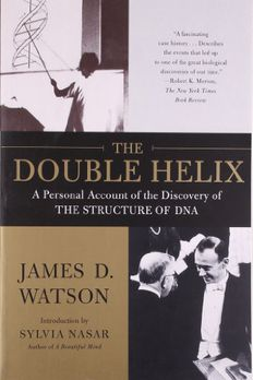 The Double Helix book cover
