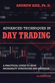 Advanced Techniques in Day Trading book cover
