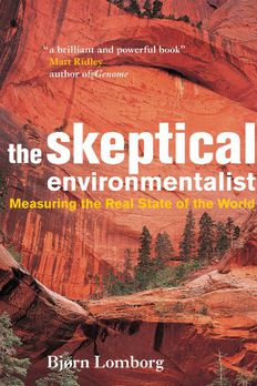 The Skeptical Environmentalist book cover