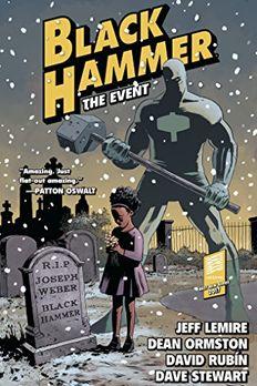 Black Hammer Volume 2 book cover