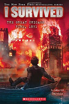 I Survived the Great Chicago Fire, 1871 book cover