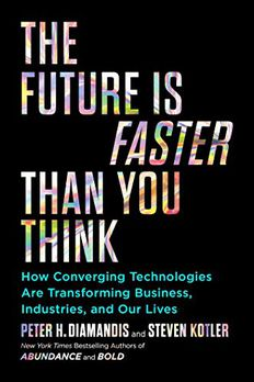 The Future Is Faster Than You Think book cover