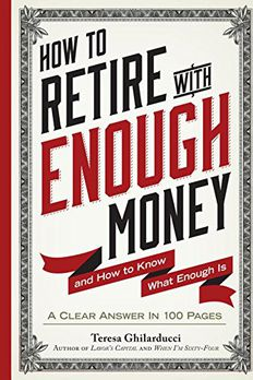 How to Retire with Enough Money book cover