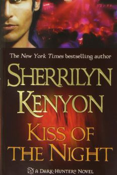 Kiss of the Night book cover