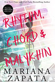 Rhythm, Chord & Malykhin book cover