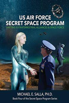 US Air Force Secret Space Program book cover
