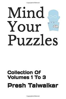 Mind Your Puzzles book cover