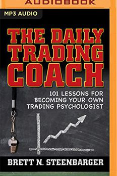 The Daily Trading Coach book cover