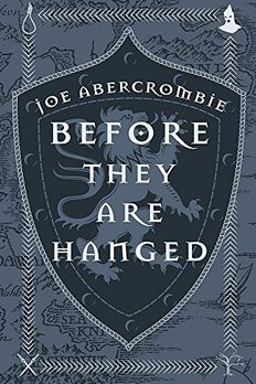 Before They Are Hanged book cover