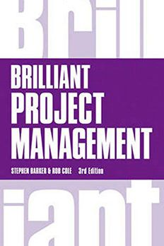 Brilliant Project Management book cover