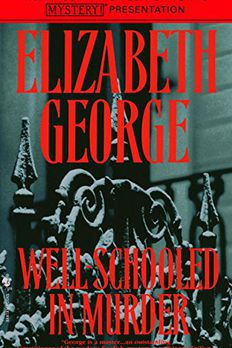 Well-Schooled in Murder book cover