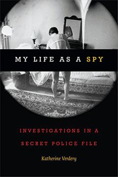My Life as a Spy book cover