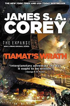 Tiamat's Wrath book cover