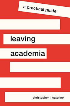 Leaving Academia book cover