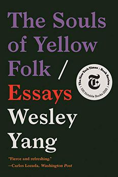 The Souls of Yellow Folk book cover