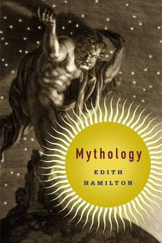 Mythology book cover