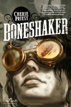 Boneshaker book cover