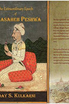 The Extraordinary Epoch of Nanasaheb Peshwa book cover