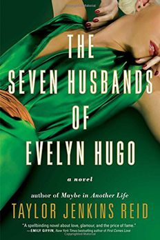 The Seven Husbands of Evelyn Hugo book cover