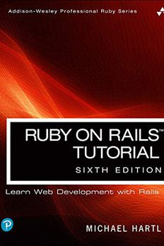 Ruby on Rails Tutorial book cover