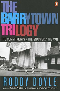 The Barrytown Trilogy book cover